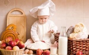fotos-para-niños-bebé-chef_1031404697